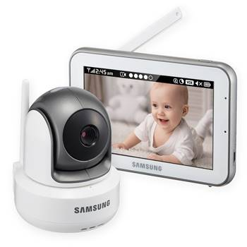 Samsung SEW 3043W BrightVIEW HD Baby Video Monitoring System
