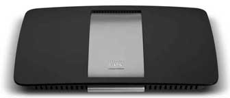 Linksys EA6500 front panel