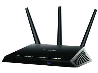 Netgear R7000 wireless ac1900 router