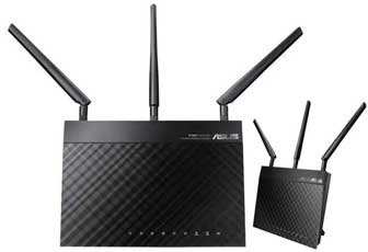 Asus Rt-n66u wireless n900 router