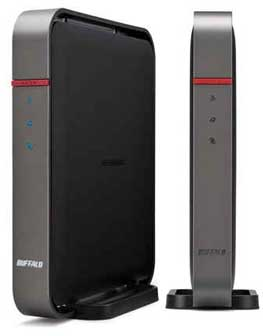 Buffalo wireless ac1750 router