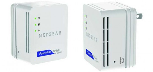 netgear av500 powerline