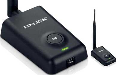 tplink wn7200nd high power adapter