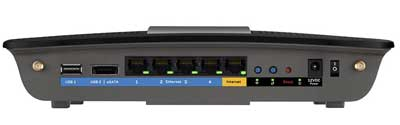 Linksys E8350 router