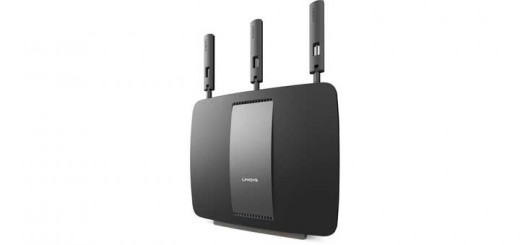Linksys ea9200 ac3200 router