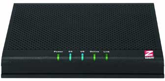 Zoom DOCSIS 3 cable modem
