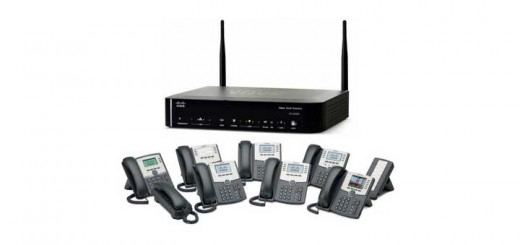 Cisco UC 300 unified communication
