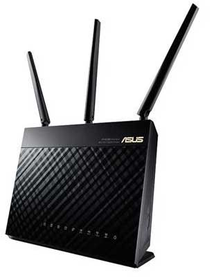 Asus DSL-AC68U black