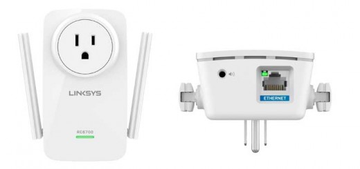 linksys re6700 wireless range extender