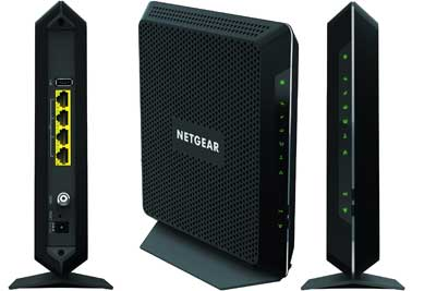 Nighthawk C7000 best router modem combo