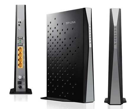 Archer CR700 wireless modem router combo