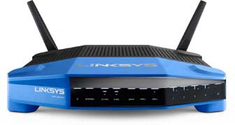 Linksys WRT AC1200 router