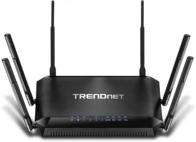 Trendnet TEW-828DRU wireless ac3200 router