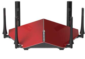 dlink 890 long range wifi router