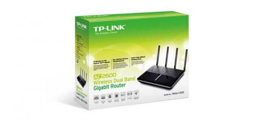 TP-link Archer C2600 router