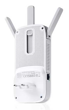 tp-link re450 wifi range extender