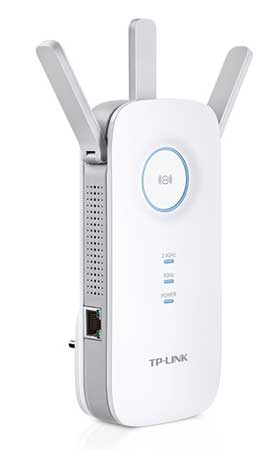 TP-link RE450 wireless rane extender