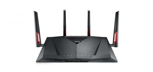 Asus RT-AC88U AC3100 router