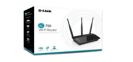 wireless ac750 routers
