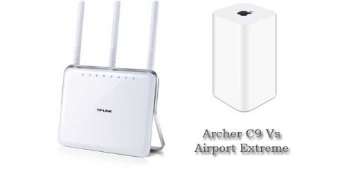 Apple airport extreme vs Archer c9 Vs Nighthawk