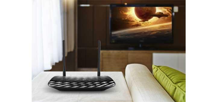 TP-link Archer C2 wifi