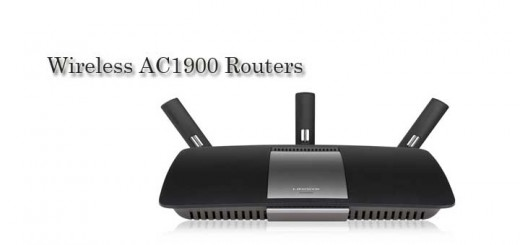 wireless routers AC1900