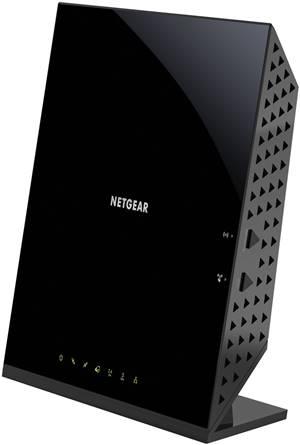 Netgear C6250 cable modem router