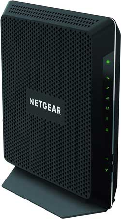best cable modem router