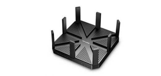 TP-link AC5400 router