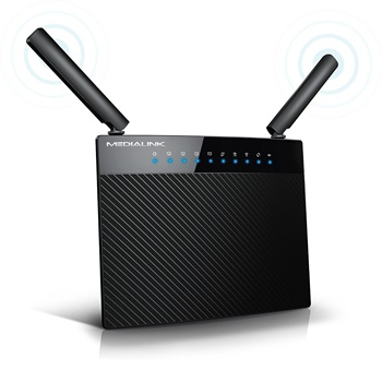 medialink ac1200 router
