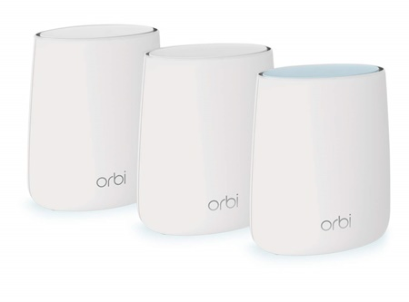 Orbi RBK23 AC2200 Thri-band Mesh WIfi System