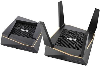 Asus rt-ax92u mesh wifi system