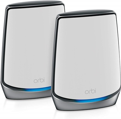 Netgear Orbi rbk852 mesh wifi 6 system
