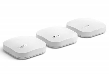 Amazon eero pro whole home system