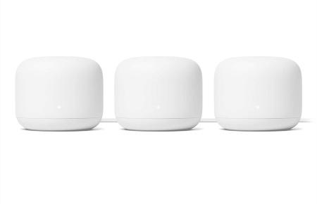 Google Nest 3 routers